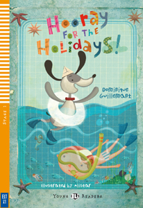 Young ELI Readers 1: Hooray for the Holidays! (with CD)