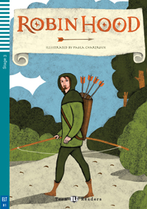 Teen ELI Readers 3: Robin Hood (with CD)