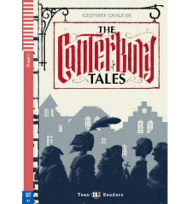 Teen ELI Readers 1: The Canterbury Tales (with CD)