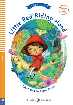 Young ELI Readers Fairy Tales 1: Little Red Riding Hood