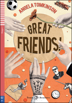 Teen ELI Readers 1: Great Friends!