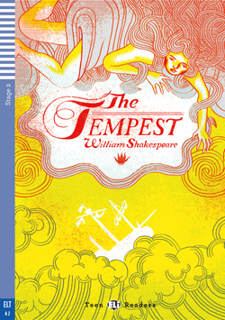 Teen ELI Readers 2: The Tempest (with CD)