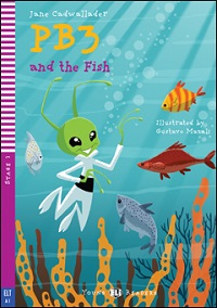 Young ELI Readers 2: PB3 and the Fish (with CD)