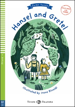 Young ELI Readers Fairy Tales 4: Hansel and Gretel