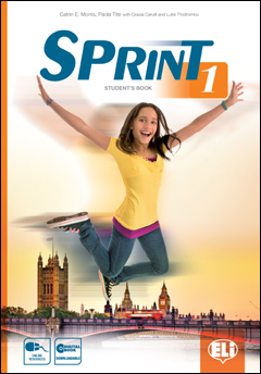 Sprint 1 Student\'s Book with Downloadable Student\'s Digital Book