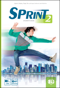 Sprint 2 Student\'s Book with Downloadable Student\'s Digital Book