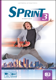 Sprint 3 Student\'s Book with Downloadable Student\'s Digital Book