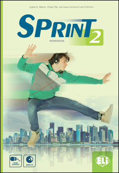 Sprint 2 Workbook with Audio CD