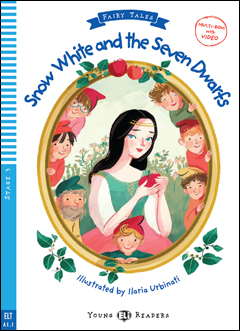 Young ELI Readers Fairy Tales 3: Snow White and the Seven Dwarfs (with CD)