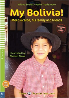 Young ELI Readers Real Lives 4: My Bolivia! (with Multi-ROM)