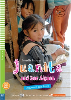 Young ELI Readers Real Lives 4: Juanita and her Alpaca (with Multi-ROM)