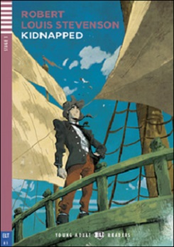 Young Adult ELI Readers 3: Kidnapped (with CD)