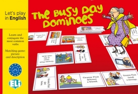 The Busy Day Dominoes New Edition
