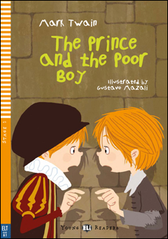 Young ELI Readers 1: The Prince and the Poor Boy (with Downloadable MP3 Audio)