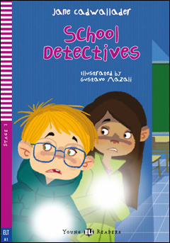 Young ELI Readers 2: School Detectives (with Downloadable MP3 Audio)