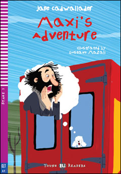 Young ELI Readers 2: Maxi's Adventures