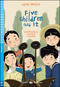 Young ELI Readers 3: Five Children and It