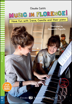 Young ELI Readers Real Lives 4: Music in Florence!
