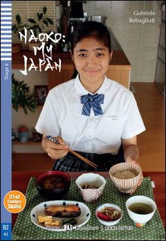 Teen ELI Readers Real Lives 2: Naoko: My Japan (with Downloadable MP3 Audio)