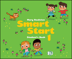 Smart Start 1 Student Book + Stickers + Free Downloadable Audios and Digital Book