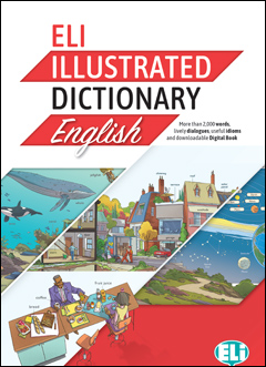 ELI Illustrated Dictionary (160 pp. full colour) + Online Digital Book
