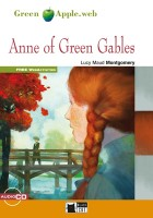 Black Cat Green Apple Starter Anne of Green Gables Book with Audio CD/CD-ROM