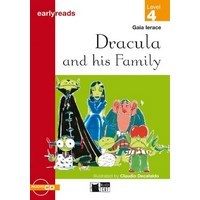 Black Cat Earlyreads 4 Dracula and His Family B/CD