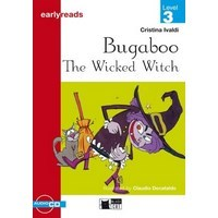 Black Cat Earlyreads 3  Bugaboo the Wicked Witch
