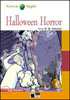 Black Cat Green Apple Starter Halloween Horror Book with Audio CD/CD-ROM