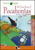Black Cat Green Apple Step 1 The True Story of Pocahontas Book with Audio CD