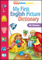My First English Picture Dictionary  At Home