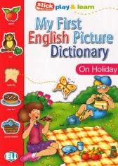 My First English Picture Dictionary  On Holiday
