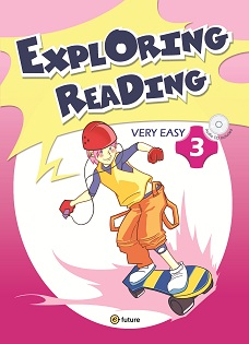 Exploring Reading Very Easy 3 Student Book with CD