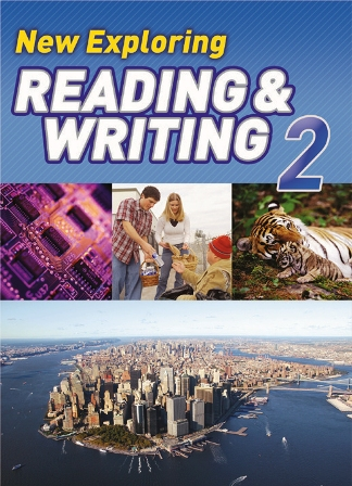 New Exploring Reading & Writing 2 Student Book (with CD)