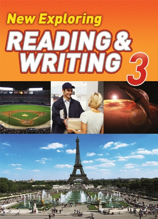 New Exploring Reading & Writing 3 Student Book (with CD)