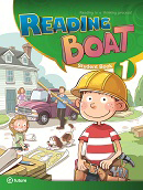 Reading Boat 1 Student Book with CD