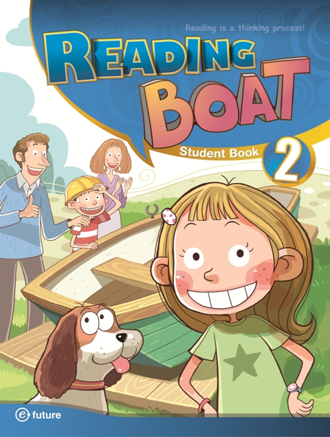 Reading Boat 2 Student Book with CD