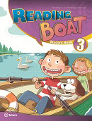 Reading Boat 3 Student Book with CD