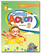 Sounds in Action Student Book 2 with CDs