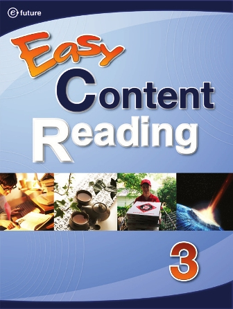 Easy Content Reading 3 Student Book (with CD)