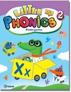 Little Phonics 2 Student Book (with CD)