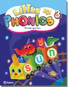 Little Phonics 3 Student Book (with CD)