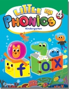 Little Phonics 4 Student Book (with CD)