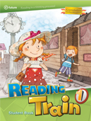 Reading Train 1 Student Book with CD