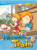 Reading Train 2 Student Book with CD