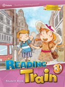 Reading Train 3 Student Book with CD