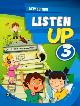 Listen Up 2nd Edition 3 Student Book with CDs