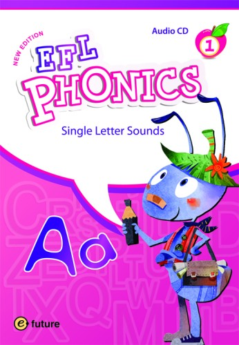 EFL Phonics 1 Audio CD