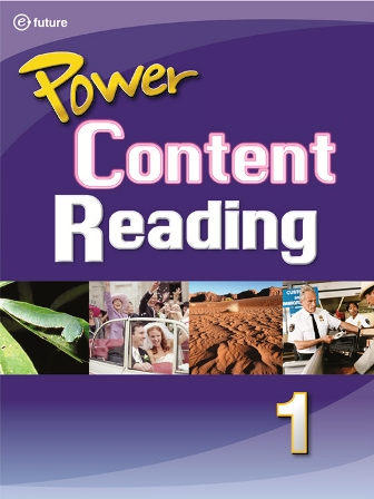 Power Content Reading 1 Student Book (with CD)