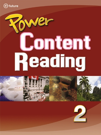Power Content Reading 2 Student Book (with CD)